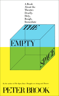 Recommended classic theatre text: The Empty Space